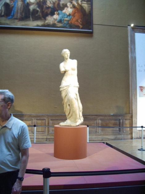 Венера с острова Мелос