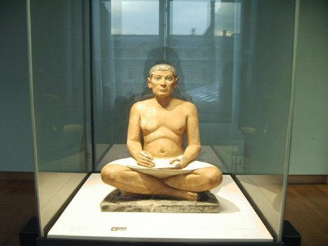 Писец из Древнего Египта