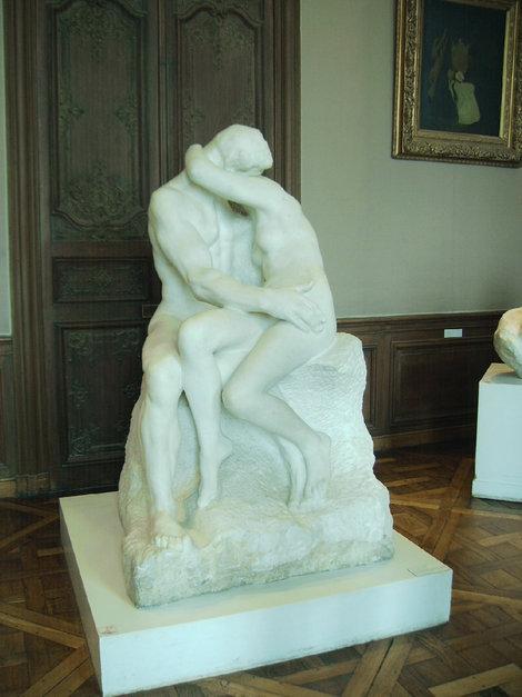 В музее Родена