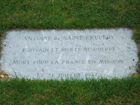 Писатель и военный пилот, погибший за Францию на задании 31 июля 1944 года