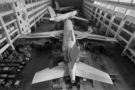 Экскурсия на завод Airbus