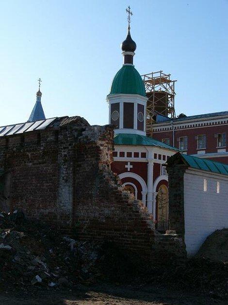05. Муромский Спасо-Преображенский мужской монастырь