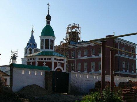06. Муромский Спасо-Пеображенский мужской монастырь