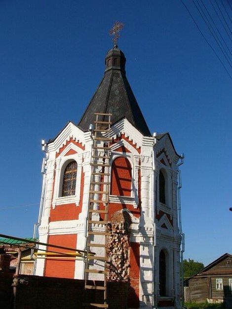 07. Муромский Спасо-Преображенский мужской монастырь