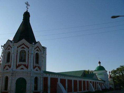 08. Муромский Спасо-Преображенский мужской монастырь