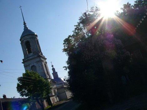 21. Смоленская церковь