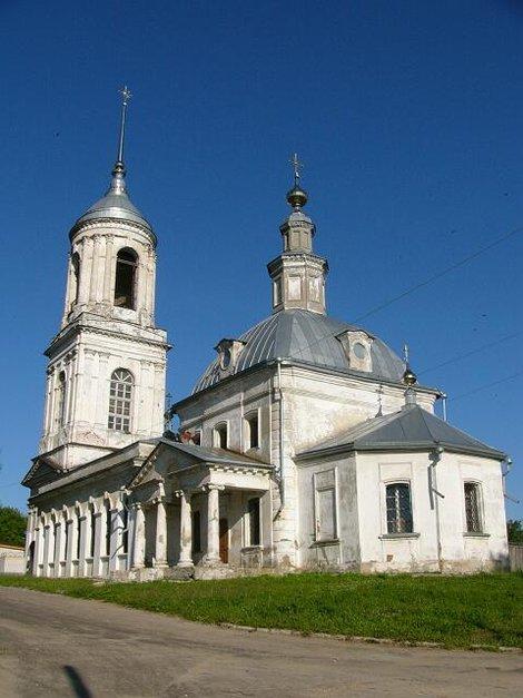 22. Смоленская церковь