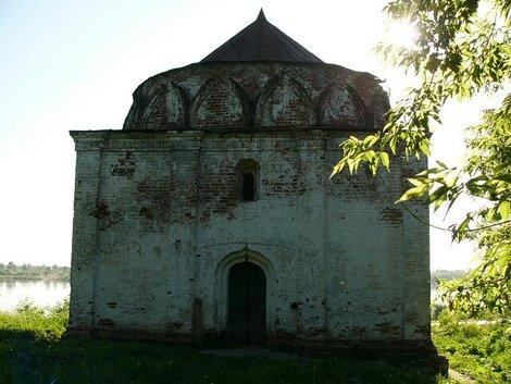 26. Церковь Козьмы и Демьяна