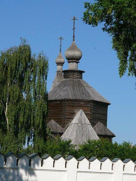 32. Муромский Троицкий Новодевичий женский монастырь
