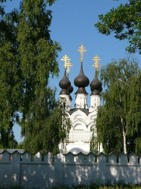 33. Муромский Троицкий Новодевичий женский монастырь