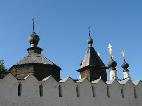 35. Муромский Троицкий Новодевичий женский монастырь