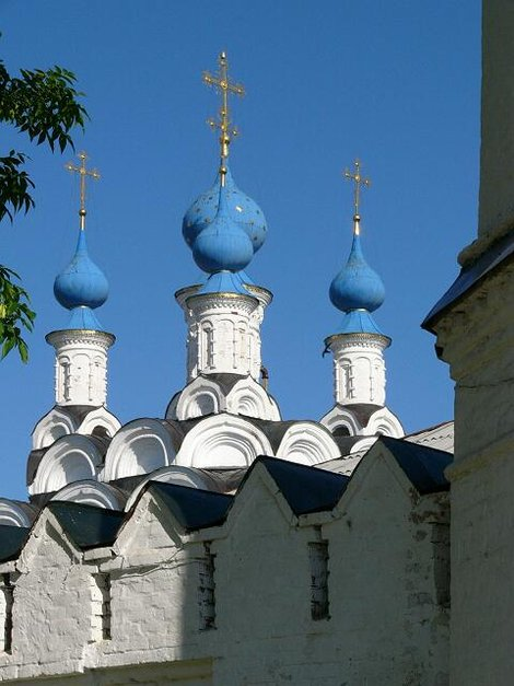 38. Благовещенский мужской монастырь