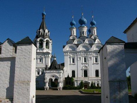 39. Благовещенский мужской монастырь