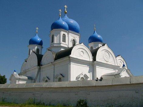 44. Свято-Боголюбский женский монастырь вблизи