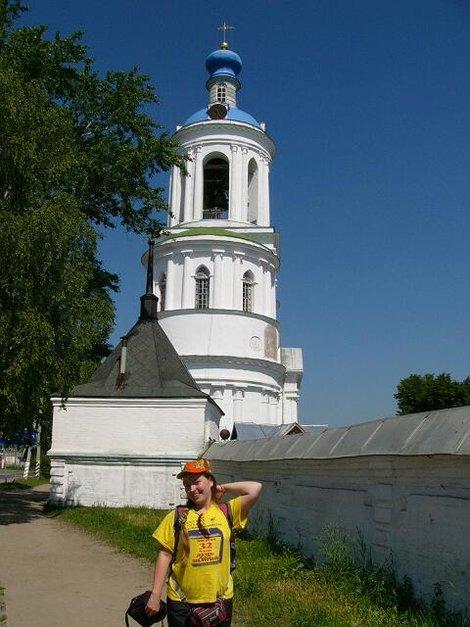 45. Свято-Боголюбский женский монастырь вблизи