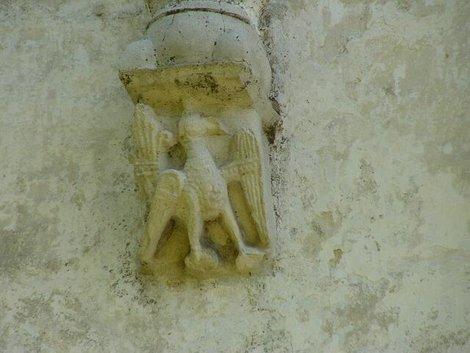 59. Барельефы Церкви Покрова-на-Нерли