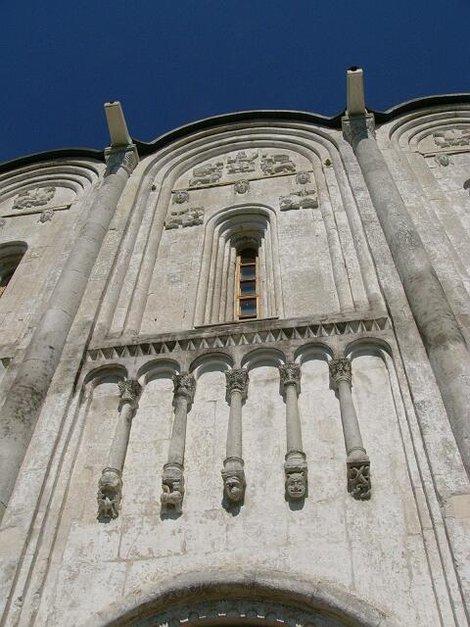 62. Барельефы Церкви Покрова-на-Нерли
