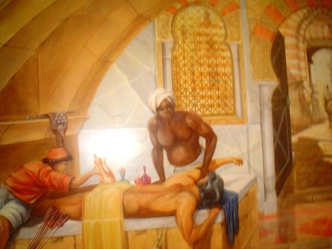 Тематические фрески