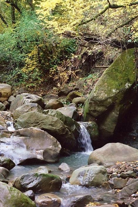 Свирский водоскат