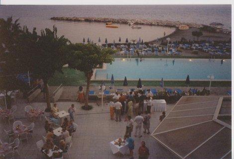 Киприотская свадьба в отеле