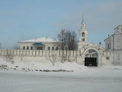 Николаевский мужской монастырь