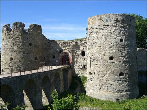 Крепость Капорье
