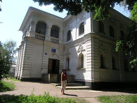 Полковая канцелярия в Козельце