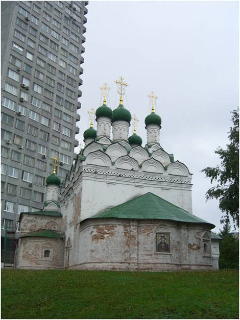 Церковь Симеона Столпника