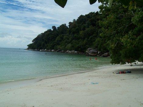 Просто пляж