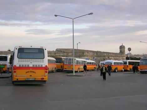 Мальтийские автобусы нового поколения