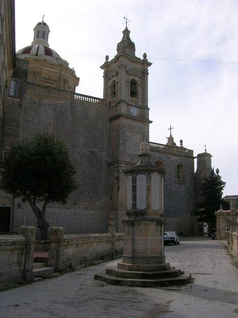 Церковь в Рабате
