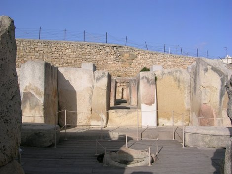 Неолитический храм Таршин