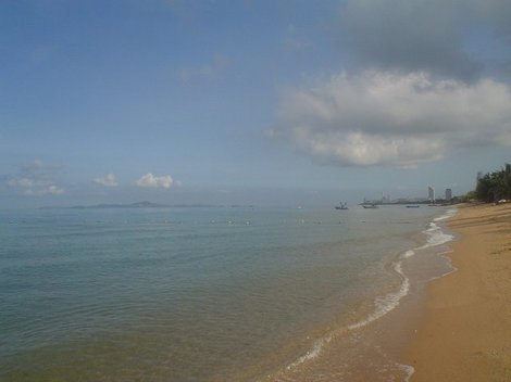 Утренне море