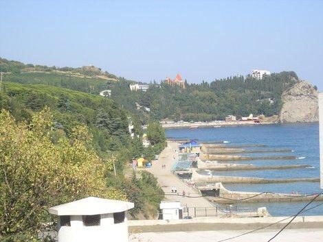Пляж Карасана