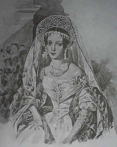 Анна Михайловна Бороздина