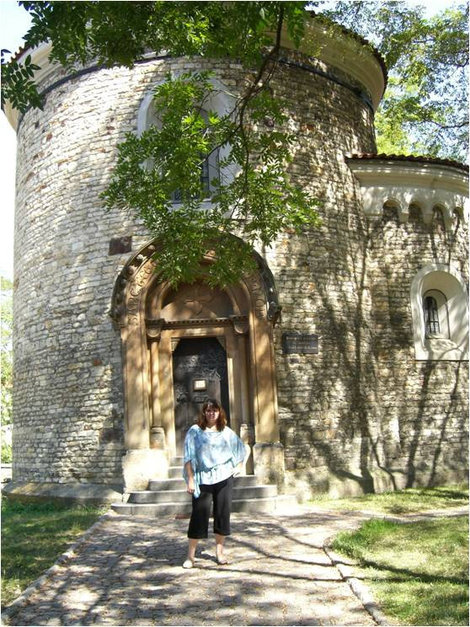 Ротонда Св. Мартина в Вышеграде