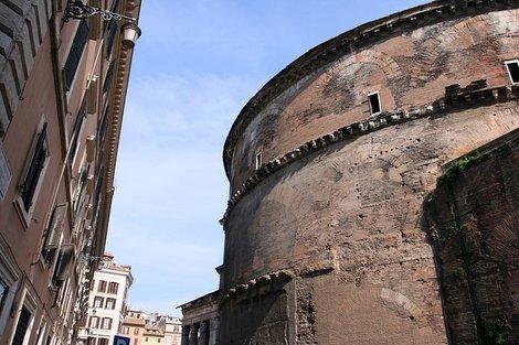 Улочка на задворках Пантеона
