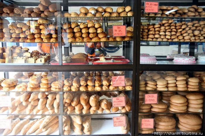 Картинка хлеб в магазине для детей